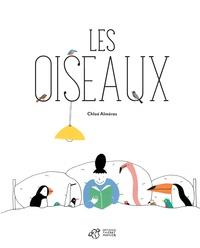 Chloé Alméras - Les oiseaux.