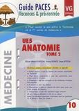 Chloé Arbault-Bitton et Yoann Poirot - UE5 Anatomie - Tome 2.