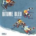 Chloë - Bitume bleu - Roller derby.