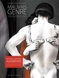 Chloé Cruchaudet - Mauvais genre - Avec un cahier supplémentaire de 32 pages illustrées.