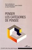 Chloé Delaporte et Léonor Graser - Penser les catégories de pensée - Arts, cultures et médiations.