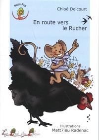 Chloé Delcourt - En route vers le rucher.