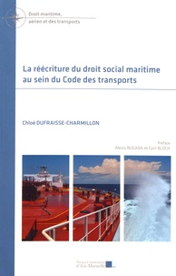 La réécriture du droit social maritime au sein du Code des transports.pdf