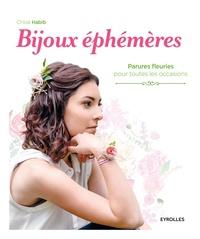 Chloé Habib - Bijoux éphémères - Parures fleuries pour toutes les occasions.