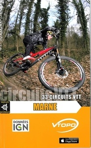 Chloé Outters - Marne - 33 circuits VTT.