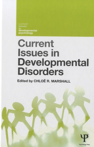 Chloë R Marshall - Current Issues in Developmental Disorders.