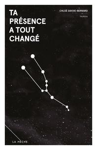 Chloé Savoie-Bernard - Ta présence a tout changé - Zodiaque.