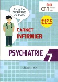 Chloé Tran - Psychiatrie.