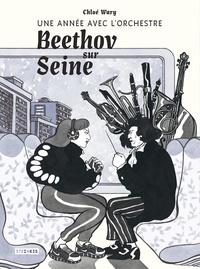 Chloé Wary - Une année avec l'orchestre Beethov sur Seine.