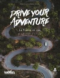 Chloe / yldirim gurkan Ferrari - drive your advenutre : la france en van - Partie 1.
