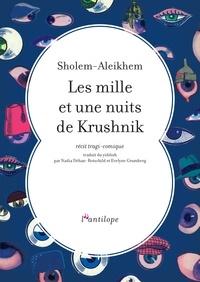 Cholem Aleikhem - Les mille et une nuits de Krushnik.