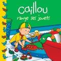 Chouette - Caillou range ses jouets.