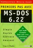 Chouka et  Virga - Premiers pas avec MS-DOS 6.22.