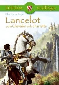 Chrétien de Troyes et Marina Ghelber - Bibliocollège -Lancelot ou le Chevalier de la charrette, Chrétien de Troyes.