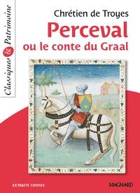 Google ebooks gratuits à télécharger Perceval ou le conte du Graal  - Extraits choisis  par Chrétien de Troyes (French Edition)