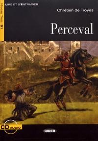 Chrétien de Troyes - Perceval. 1 CD audio
