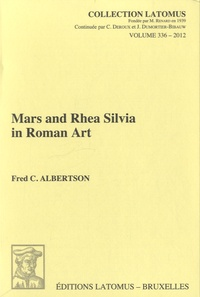 Chris Albertson - Mars and Rhea Silvia in Roman Art.