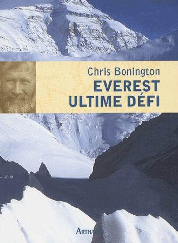 Chris Bonington - Everest ultime défi.