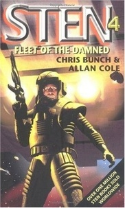 Chris Bunch et Allan Cole - Fleet Of The Damned - Number 4 in series.