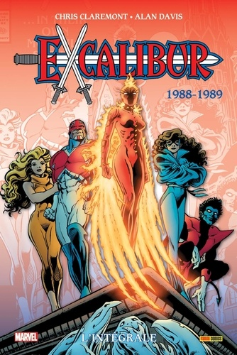 Excalibur L'intégrale 1988-198