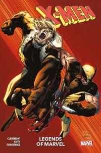 Chris Claremont et Salvador Larroca - Legends of Marvel - X-Men.