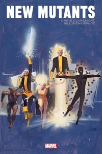 Chris Claremont et Bill Sienkiewicz - New Mutants Intégrale : .