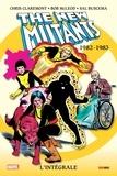 Chris Claremont et Sal Buscema - The New Mutants Intégrale : 1982-1983.