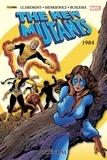 Chris Claremont et Bill Sienkiewicz - The New Mutants Intégrale : 1984.