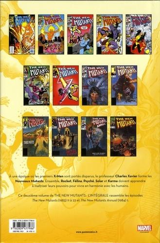The New Mutants Intégrale 1984