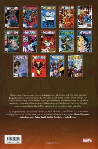 Wolverine : L'intégrale  1989