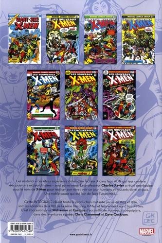X-Men l'Intégrale  1975-1976