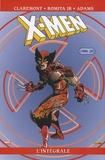 Chris Claremont et John JR Romita - X-Men l'Intégrale  : 1986 - Tome 2.