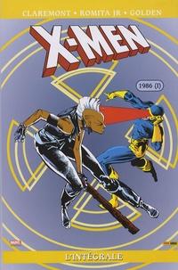 Chris Claremont et Barry Windsor-Smith - X-Men l'Intégrale  : 1986 - Tome 1.