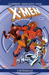 Chris Claremont et Jon Bogdanove - X-Men l'Intégrale  : 1987 - Tome 1.