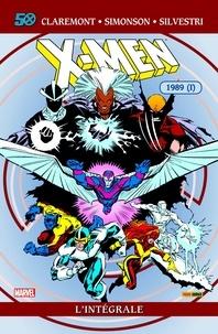 Chris Claremont et Louise Simonson - X-Men l'Intégrale  : 1989 - Tome 1.