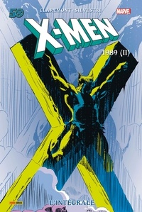 Chris Claremont et Terry Austin - X-Men l'Intégrale  : 1989 - Tome 2.