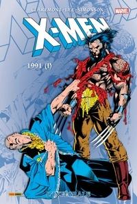 Chris Claremont et Louise Simonson - X-Men l'Intégrale  : 1991 - Tome 1.