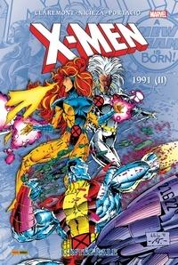 Chris Claremont et Fabian Nicieza - X-Men l'Intégrale  : 1991 - Tome 2.