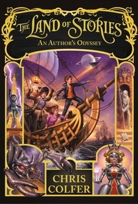 Chris Colfer - The Land of Stories 05: An Author's Odyssey.