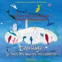 Chris Colonna-cesari - Coquillage, le pays des baleines multicolores - Cd.