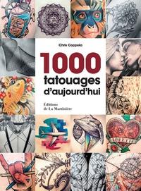Chris Coppola - 1000 tatouages d'aujourd'hui.