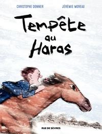 Chris Donner et Jérémie Moreau - Tempête au Haras.