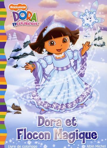 Chris Gifford et Victoria Miller - Dora et Flocon Magique.