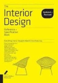 The interior design- Reference & specification book - Chris Grimley |