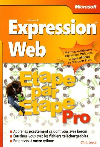Chris Leeds - Expression Web.