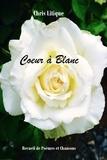 Chris Litique - Coeur à blanc.