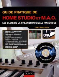 Guide pratique de home studio et MAO - Les clefs de la création musicale numérique.pdf