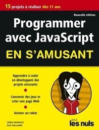 Programmer avec JavaScript en s'amusant pour les Nuls - Chris Minnick   Showmesound.org