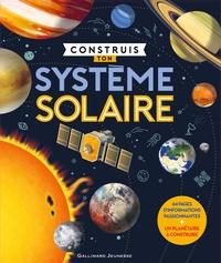 Chris Oxlade - Construis ton système solaire - Avec 1 planétaire à construire.