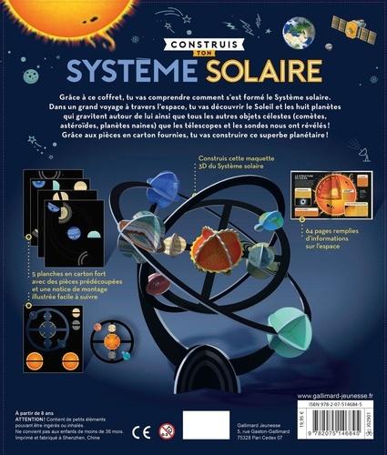 Construis ton système solaire. Avec 1 planétaire à construire